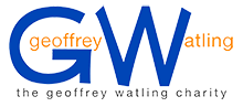 The Geoffery Watling charitys logo